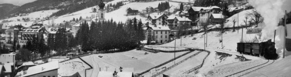 Val Gadena (foto Amonn - coll. L. Carnesecchi)