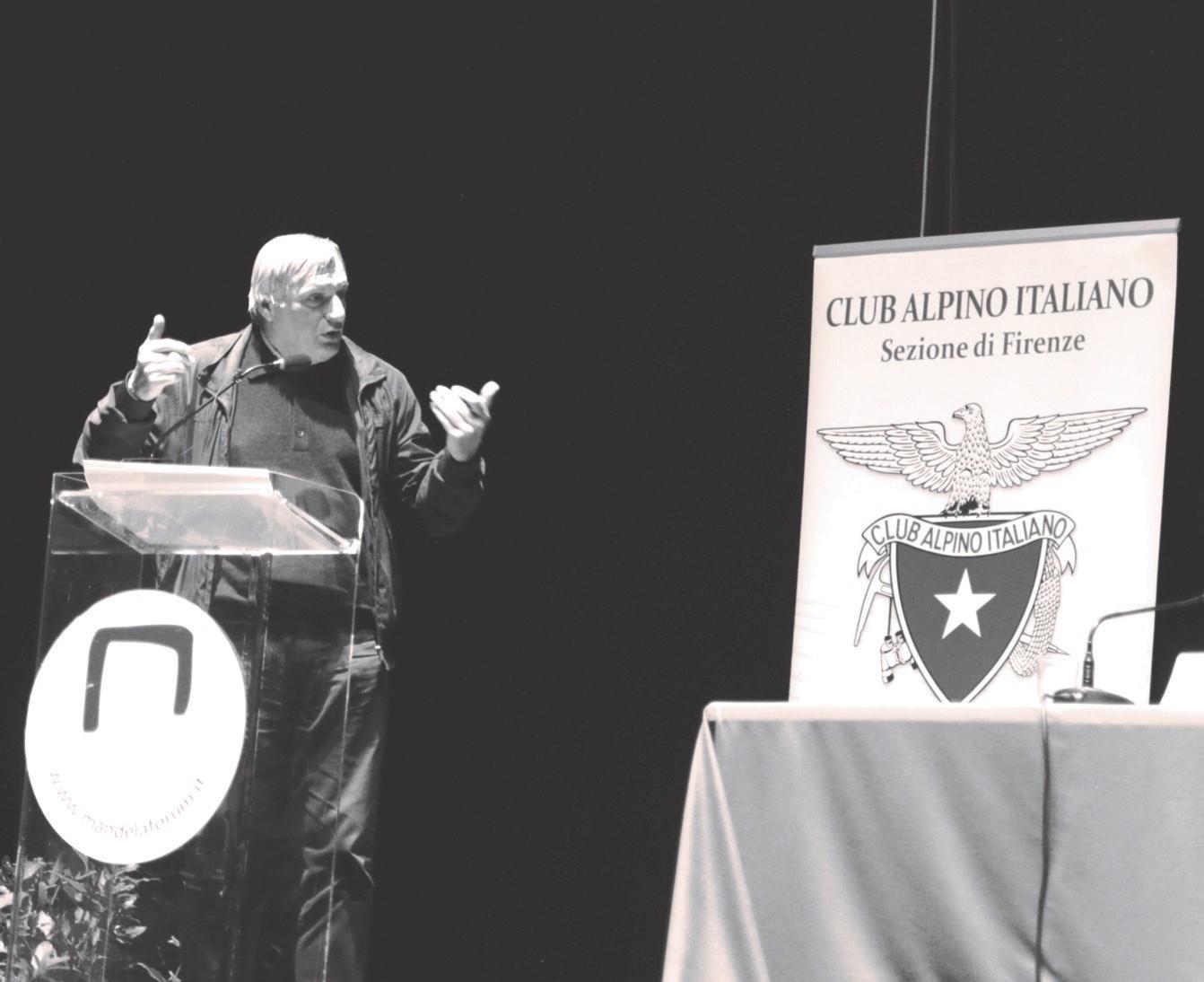 Don Luigi Ciotti - Congresso CAI